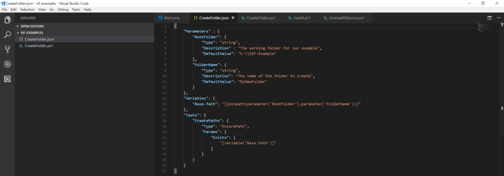 Installing Sitecore 9: Breaking down SIF